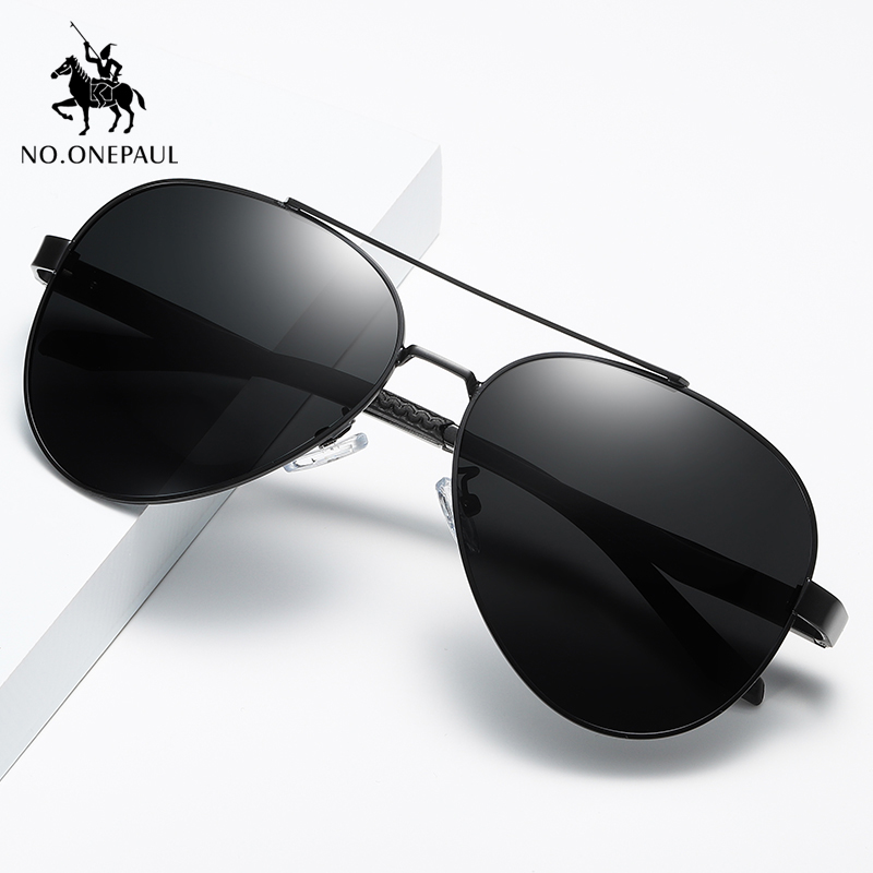 NO.ONEPAUL Men/Women Oculos Brand Sunglasses Men Polarized Fashion Classic Pilot Sunglasses Fishing Driving Goggles Shades For