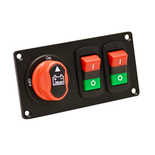 Car-Switch-Panel DC14V Boat Jtron FOR Rv-Motorcycle 100A 21A
