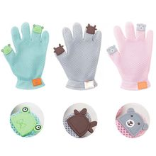 Gloves Hair-Removal Sticky-Comb Hand-Cover Pet-Cleaning Anti-Scratch Pet-Massage-Brush