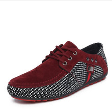 2020 Spring Men Casual Shoes Fashion Peas Driving Male Shoes Adult Lazy Men Sneakers Slip on Flat Man Walking Footwear Big Size fashion men loafer shoes slip on male casual flat walking shoes trend lightweight comfortable sneakers man flats