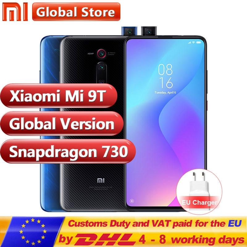 Global Version Xiaomi Mi 9T (Redmi K20)  6GB 64GB / 6GB 128GB Smartphone Snapdragon 730 48MP Rear Camera Pop-up Front Camera