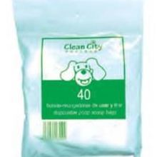 Clean City Sacos de Recolha de Necessidades