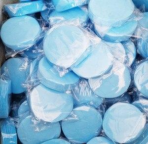 Image 5 - 50 pièces/sac trois couches masque Non tissé cale de protection filtre à Air