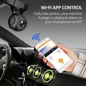HD 1080P Wifi видеорегистратор, видеорегистратор FHD, Wifi, g-сенсор, Gps, мини-камера, ночной Регистратор