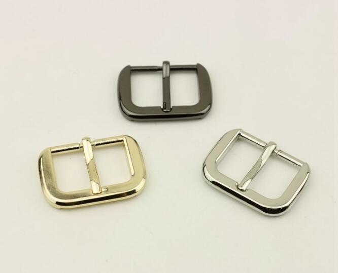 (20 Pcs/lot) Luggage Handbag Hardware Accessories Metal Inner Diameter 2.5cm Belt Buckle