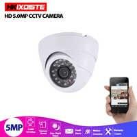 SONY-IMX325 CCTV AHD caméra 5MP 4MP 1080P FULL numérique HD AHD-H 5.0MP intérieur extérieur IR jour nuit vision caméra de sécurité