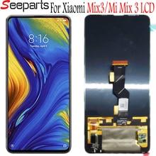 """Tiểu Mi Mi Mi X 3 Màn Hình LCD Mi X3 Màn Hình Bộ Số Hóa Cảm Ứng Cho 6.3 """"Tiểu Mi Mi mi X3 LCD Đen Thay Thế"""