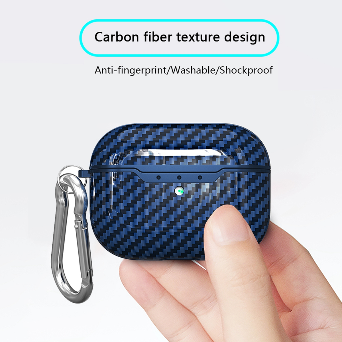 Carbon Fiber Case for AirPods Pro 71