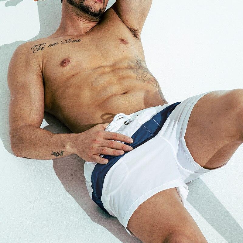 Desmiit S710 Fashion Man Beach Shorts Quick-Dry Shorts Mixed Colors Loose Thin Shorts