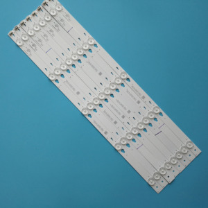 Image 2 - YHA 4C LB4805 YHEX1 YHA 4C LB4805 YHEX2 TOT 48D2700 8X5 3030C Pour TCL B48A558U D48A810 B48U828U Nouveau Original LED Bande