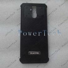 Original oukitel k12 Battery Door Cover Back Housing For oukitel k12 Cell Phone(China)