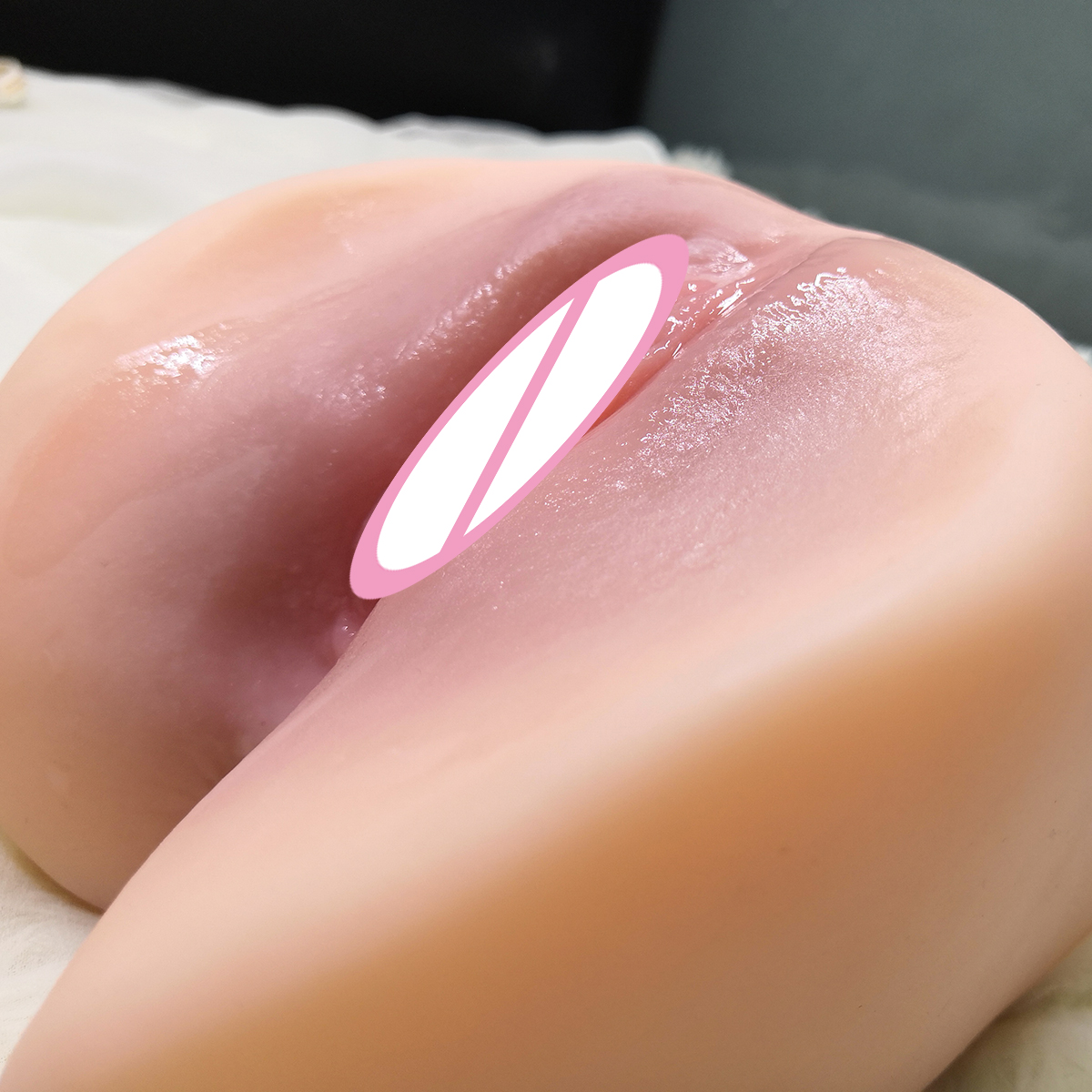 Sex Toys For Men Real Pussy Male Masturbator Realistic Vagina For Men Silicone Pocket Pussy Sex Virgin Sucking Cup Vagina Sexo