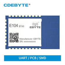 Transmitter-Receiver Slave-Module Bluetooth BLE CDEBYTE Wireless Serial UART E104-BT40