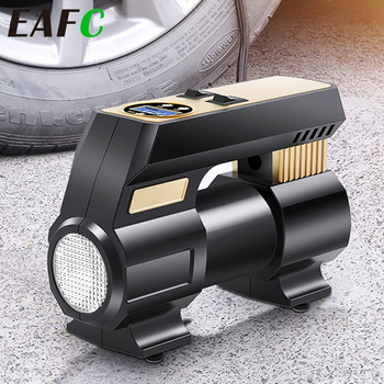 30 Cylinder Car Air Compressor 120W 30S Fast Inflator Air Pump with Super Bright Lighting Protable Newest Electric Tyre Pumb