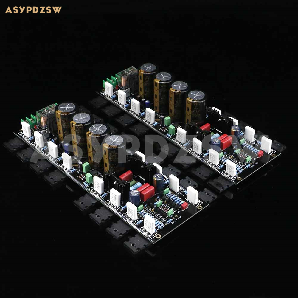 2 Channel A60+ Power Amplifier Board Reference Accuphase A60 Current Feedback