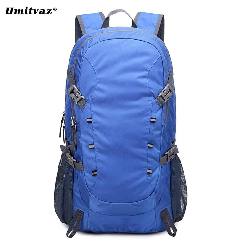 Umitvaz Outdoor Sports Bag 40L Mountaineering Backpack Functional Men Women Bag Bolsas Femininas Hiking Traveling Bag
