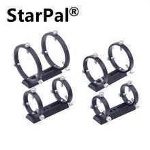 StarPal 42 มม.50 มม.65 มม.80 มม.6 จุดท่องเที่ยวขอบเขตผู้ถือแหวน 100 มม.MINI dovetail แผ่นกล้องโทรทรรศน์ดาราศาสตร์อุปกรณ์เสริม