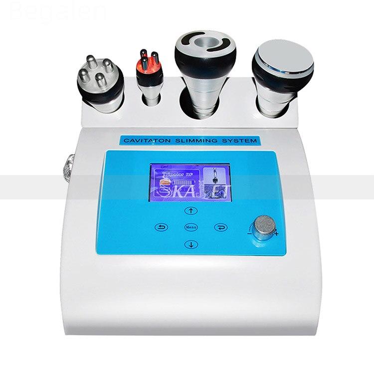 Zatwierdzenie CE ultradźwiękowy próżniowy masaż całego ciała maszyna wyszczuplająca do pielęgnacji urody 40k kawitacja usuwanie tłuszczu maszyna do liftingu skóry