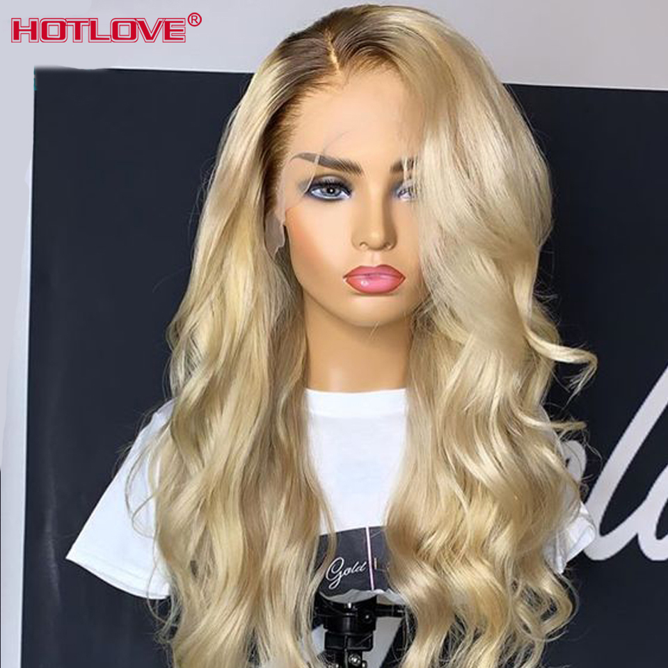150-1B-613-Blonde-Ombre-Color-13x6-Lace-Front-Human-Hair-Wigs-for-Black-Women-Pre 副本