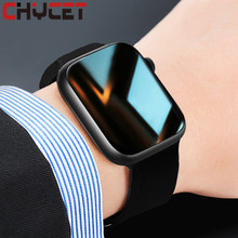 Chycet iwo relógio inteligente homem bluetheoth chamada música smartwatch feminino freqüência cardíaca pressão arterial oxigênio pulseira de fitness esporte relógio