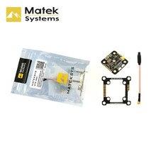 Matek System VTX-MINI 5.8G 40CH Pit/25/200/400/800mW FPV Vid