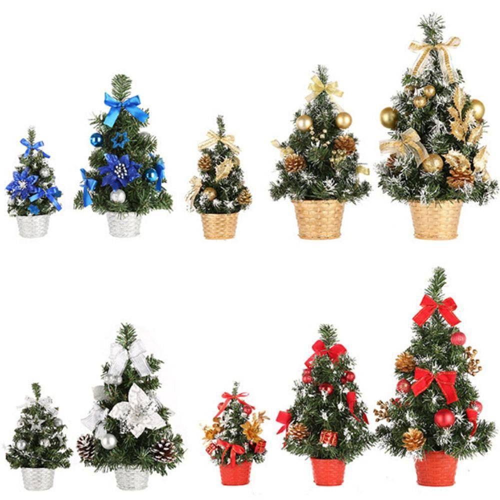 New Creative Merry Christmas Tree  Hanging Pendants 20cm Bedroom Desk Decoration Toy Gift Home Christmas Decoration Party Decor