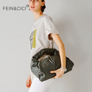 Сумка Hobos, Женская плиссированная сумка на плечо из искусственной кожи, сумка на плечо, сумка-тоут, винтажная Ретро сумка на подушку с рюшами