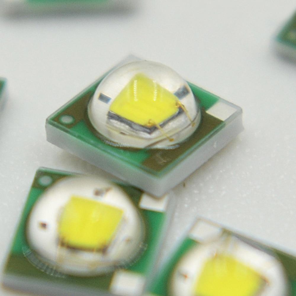 10pcs A Lot 1W 3W 3.5*3.5mm 5W 10W 5*5mm 3V LED Diodes CREE LED Bulb LED Lamp Bead Flashlight Amber White Signal Light
