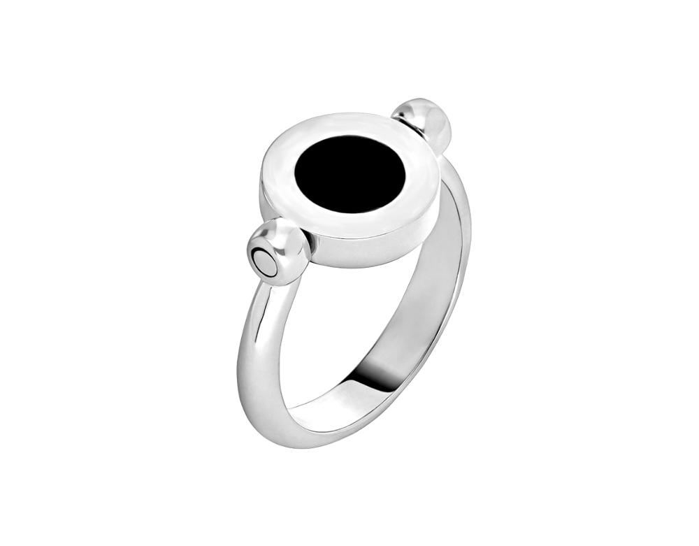 KN Bulgaria Rotate s925 ring gift 1 1 Original 925 Sterling Silver Women Free Shipping Jewelry High end Quality Gift Have logo in Engagement Rings from Jewelry Accessories