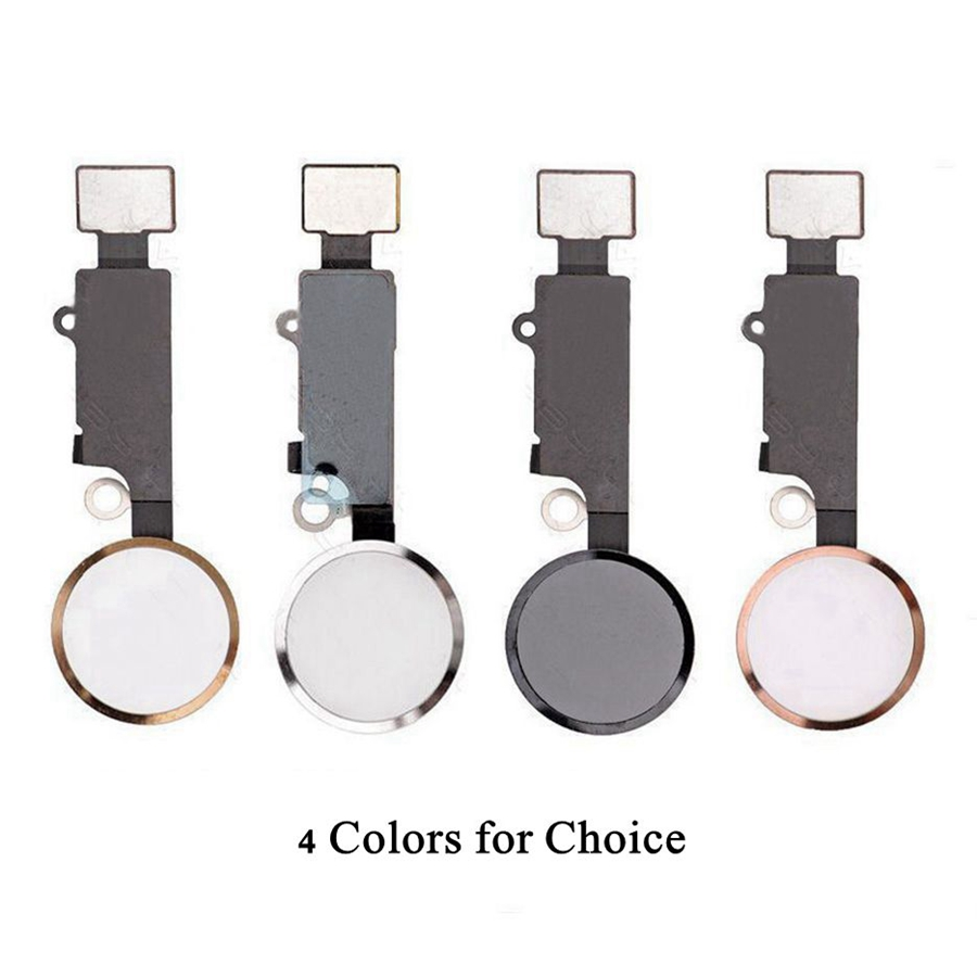 1pcs Pubg Trigger Phone Home Button for iPhone 5s 6s 6 Plus with Flex Cable Home Key Assembly Menu NO TOUCH ID Gatillos Pubg