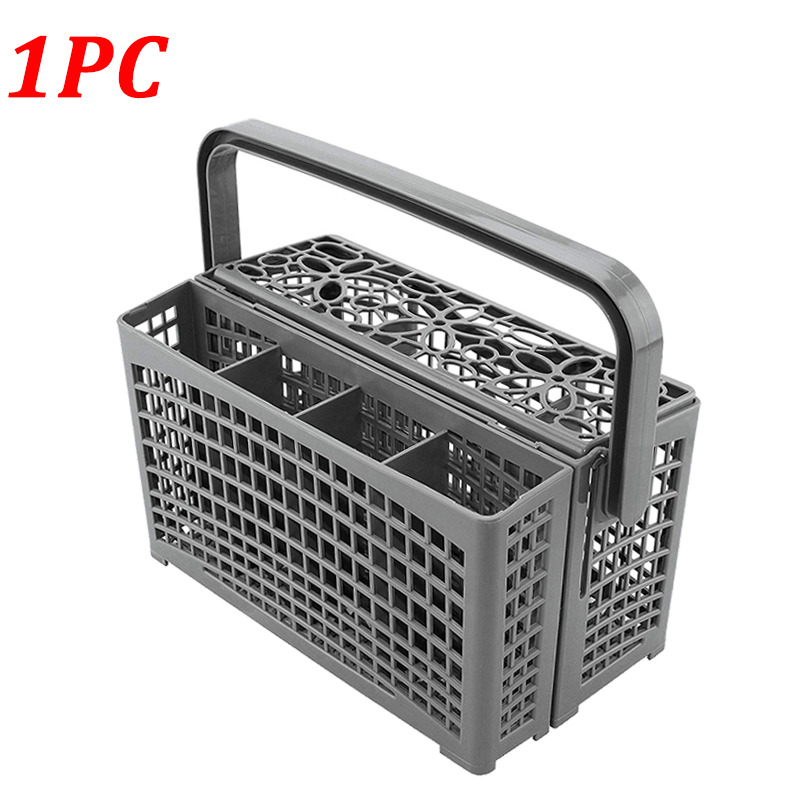 1PC Universal Cutlery Dishwasher Replacement Basket For Bosch, Maytag, Kenmore, Whirlpool, LG, Samsung, Kitchenaid, GE