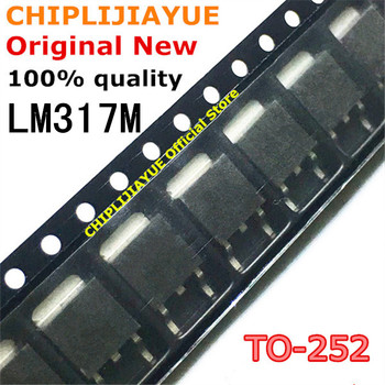 10PCS LM317 LM317M TO252 LM317MDT TO-252 317 New and Original IC Chipset - discount item  10% OFF Active Components