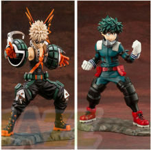 My Hero Academia Figure Midoriya Izuku &Bakugou katsuki Figure Toys Model Collection Anime Figure Statue NO BOX