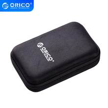 Orico 2.5 Inch Hdd Ssd Bescherming Tas Nylon Rits Pouch Mini Power Bank Caseelectronic Organisator Draagtas