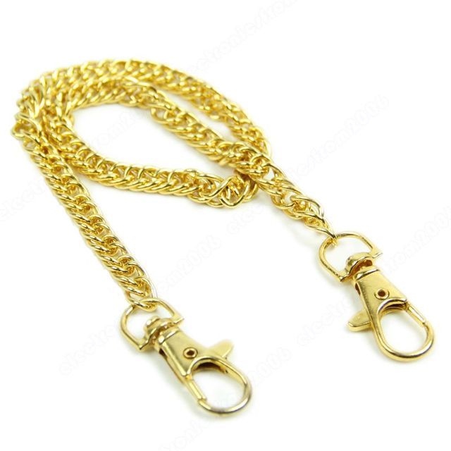 New High Quality Purse Handbags Shoulder Strap Chain Bags Replacement Handle 40JE