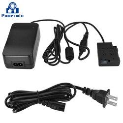 Powwerwin eh-5/EH-5A + EP-5A ep5a power dslr câmera adaptador carregador manequim acoplador de bateria para nikon p7800 p7700 p7100 p7000 d5600