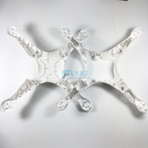 Image 5 - Genuine DJI Phantom 4  Body Shell Top Middle Cover Landing Gear with Compass for DJI Drone Replacement Parts