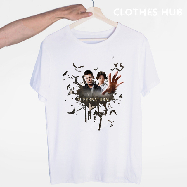Supernatural Castiel T-shirt
