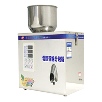 Automatic Powder Sub Loading Machine Grain Coffee Powder Seasoning Grain Wolfberry Quantitative Sub Loading Machine