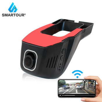 Smartour For Toyota RAV4 Car Wifi DVR Car Driving Video Recorder Hidden installation Novatek 96655 G-sensor