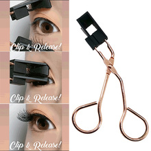Magnetic Eyelashes Clip Magnetic Lash Curler Applicator Easily Apply No Glue Needed Makeup