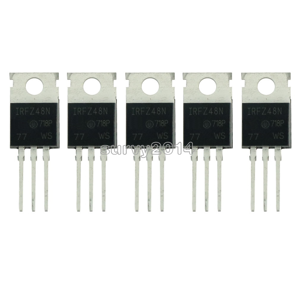 10PCS IRFZ48N TO220 IRFZ48NPBF TO-220 IRFZ48 New And Original IC