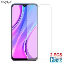 2Pcs Screen Protector Für Xiaomi Redmi 9 Glas 9A 9C 8A 5A 4A 6A 7A 6 S2 Gehärtetem Glas schutz Telefon Film Für Redmi 9A 9C