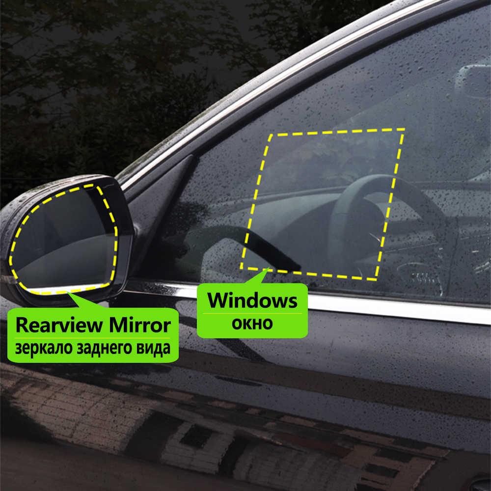 Для Hyundai Santa Fe CM DM TM ix45 2007 ~ 2020 полное покрытие зеркала заднего вида противотуманная пленка аксессуары SantaFe 2010 2015 2017 2018