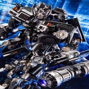 Image 2 - Transformation BMB Ls09 Eronhide Figure Toy