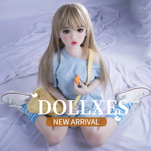USA RU WAREHOUSE Life Size Poupee Adult Young Silicone Lifelike Loli Small Breast 100Cm 100 Cm Tpe Real Realistic Mini Sex Doll(China)