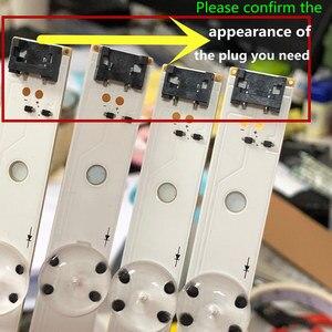 """Image 3 - 40 قطعة LED الخلفية ل LG 49LF510V LED قطاع نوع LGE_WICOP_49inch_UHD/FHD_REV05_A_150514 49 """"التلفزيون 100% جديد"""