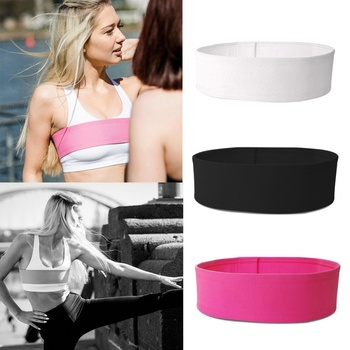 1 pcs Women Sports Bras Support Bands Anti Bounce No-Bounce Adjustable Training Athletic Chest Wrap Bra Alternative Belt