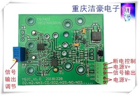 Dioxide, Output, Plate, Custom, Analog, CLO