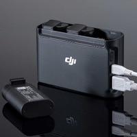 Carregador de bateria original dji para mavic mini drone em dois sentidos adaptador de carregamento de bateria hub micro com cabo usb peças acessórios